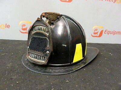 Morning Pride HT-BF2-HDO Firefighter Helmet Fire Eagle EMT Fireman Cairns