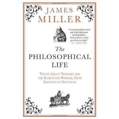 The Philosophical Life: Twelve Great Thinkers   - - - - UNUSED / shop dmg
