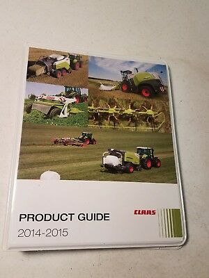CLAAS Product guide 2014 2015 Hay Eguipment