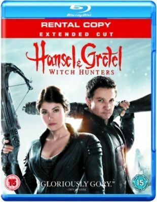 Hansel and Gretel - Witch Hunters (location) BLU-RAY NEUF