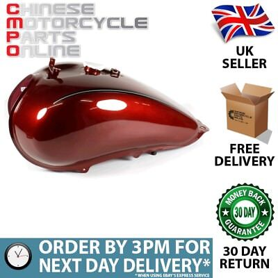Red Fuel Tank for ZS125-30 (FLTNK109)