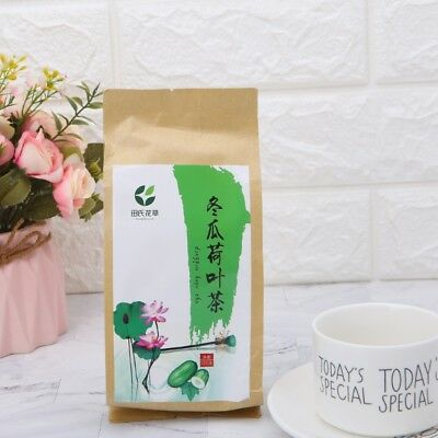 Chinese Scented Lotus Leaf Winter Melon Tea Health Care Lose Weight 4gx30 Bags