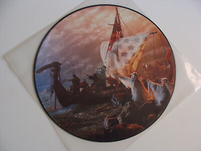The KLF – Picture Disc - America: What Time Is Love? / Justified And Ancient