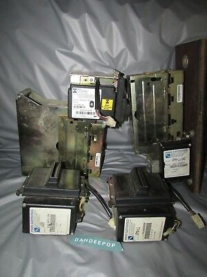4 Mars Electronics Bill Validators Arcade, Gaming, Jukebox, Pinball, Vending ++