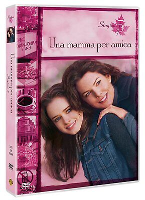 Una Mamma per Amica - Stagione 5 DVD - totalmente in italiano