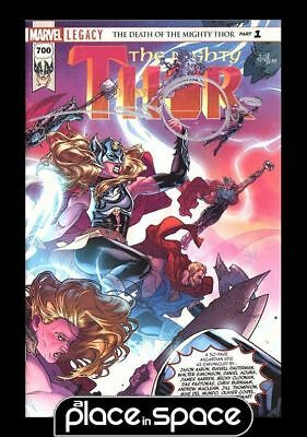 The Mighty Thor, Vol. 2 #700 - Simonson Signed Limited To Only 100 (Wk23)