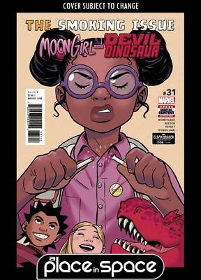 Moon Girl And Devil Dinosaur #31 (Wk23)