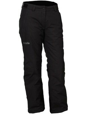 Castle X Bliss Girls (Youth) Snowmobile Pants Black