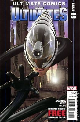 Ultimates (Marvel Ultimate Comics) #9 2012 FN Stock Image