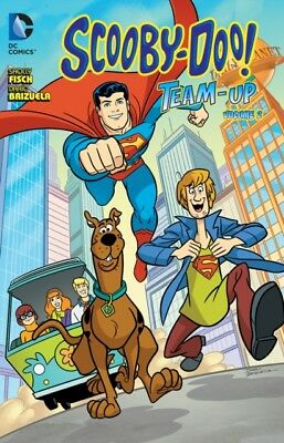 Scooby-Doo Team-Up Volume 2 TP (Paperback), Fisch, Sholly, 978140...