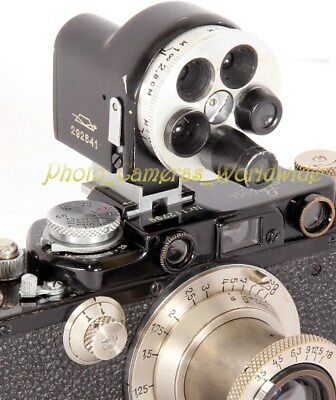 Universal Turret Finder / VARIO Viewfinder for 28-135mm LEICA Rangefinder Lenses