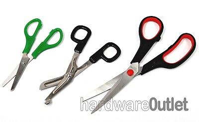 SCISSORS First Aid Budget Tuffcut Household Qualicare First Aid Products