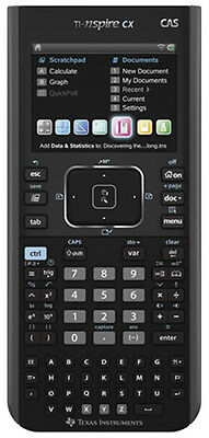 calculadora texas instruments ti nspire cx cas en espa ol 149 99 rh picclick com TI-Nspire CX Guidebook Texas Instruments TI-Nspire CX
