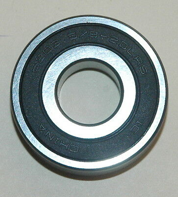 "6203 5/8 2DLRS High Performance Bearing 5/8"" x 40mm x 12mm 62035/82DLRS Lot - 10"
