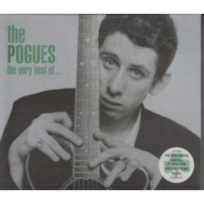POGUES Very Best Of CD Europe Wea 2001 21 Track CD Inc Slip Case (8573874592)