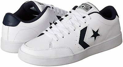 CONVERSE STAR COURT OX 159804C White/Navy Casual Sneakers 7 Men's ...