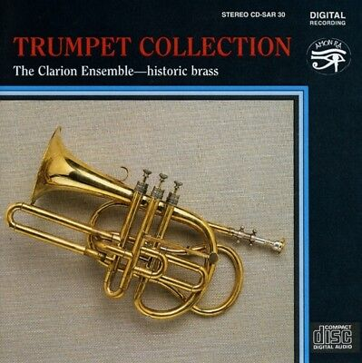 V/ A - Trumpet Collection CD Saydisc NEW