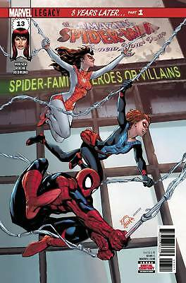 The Amazing Spider-Man Renew Your Vows 13 (2016)