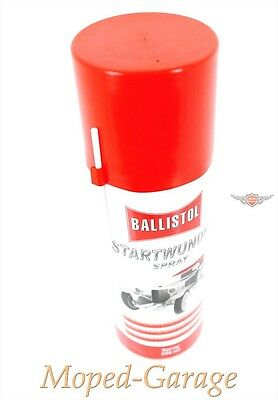 EURO 24,75/L KREIDLER FLORETT Flory MF MP MOTORINO Ballistol aiuto-start Spray