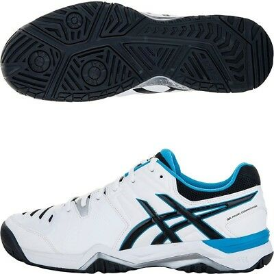 Asics Gel Challenger 10 Mens Tennis Shoes - White