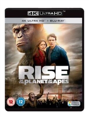 Planet Of The Apes - Rise Of The Planet Of The Apes 4K Ultra HD NEW 4K UHD (5019
