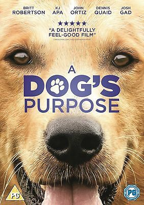 A Dogs Purpose DVD NEW DVD (EO52120D)