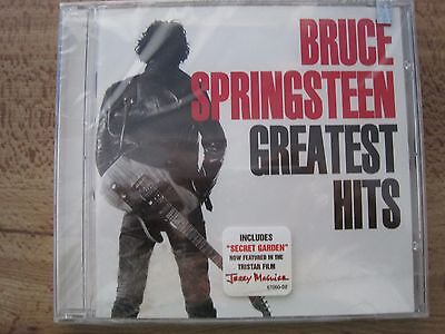 Brand New! Bruce Springsteen - Greatest Hits [New CD]