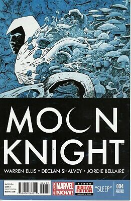 Moon Knight 4 (Vol.7) (2nd Printing)