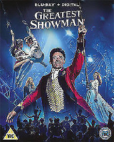 The Greatest Showman Blu-Ray NEW BLU-RAY (8016007001)