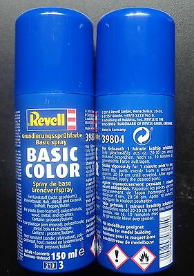(100ml=6,66€) Revell 39804  Basic Color 150 ml, Grundierungsspray