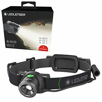 Led Lenser MH10 / Headlamp / Headlight / Fishing