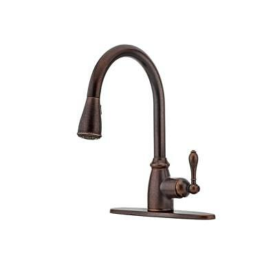 PFISTER F-529-7NDS INDIRA 1-Handle, Pull-Down Kitchen Faucet ... on best kitchen cabinets, best kitchen toys, best kitchen fans, best kitchen cupboards, best kitchen fireplaces, best kitchen tools, best kitchen sinks, best kitchen floors, best kitchen drains, best kitchen chairs, best kitchen stoves, best kitchen remodel, best kitchen carpet, best kitchen tables, best kitchen soap dispensers, best kitchen pipe, best kitchen marble, best kitchen accessories, best kitchen appliances, best kitchen lighting,
