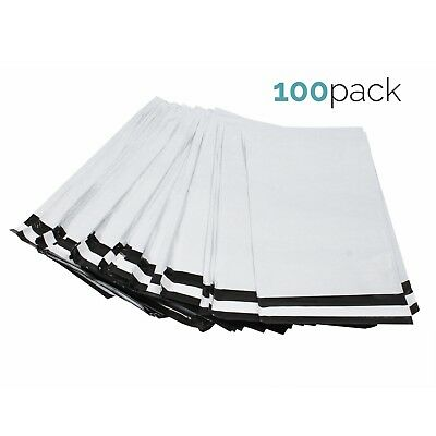 100pc Shipping Envelopes Polymailer Mailers USPS Postal Bags - 10 x 13 Inch