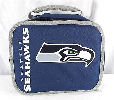 Northwest NFL Football Lunchbox Seattle Seahawks Insulated Lunch Box New