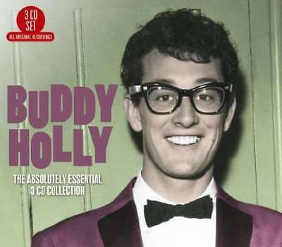 Holly Buddy - The Absolutely Essential 3 Cd NEW CD
