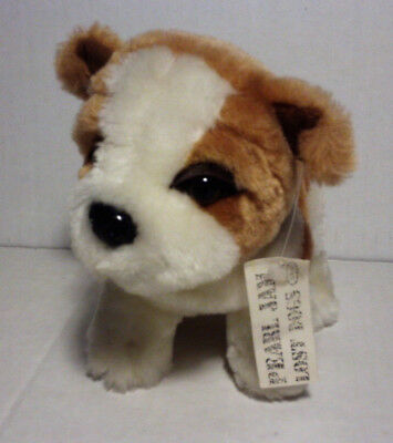 "Pearl Jam -- ""lost Dogs"" -- Promotional Plush Puppy Dog -- Epic -- Rare!!"