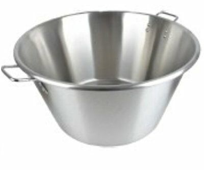 """Cazo Grande Para Carnitas Extra Large 25"""" inch Stainless Steel Heavy Duty"""
