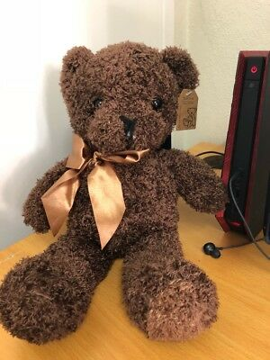 Teddy Bear Dark Brown