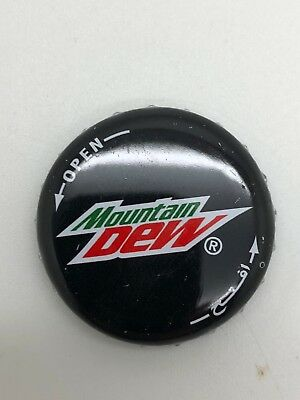 Sultanate of Oman Muscat Mountain Dew Bottle Cap Pepsi Company