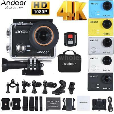 Ultra 4K HD 1080P Waterproof Sport Camera WiFi Action Camcorder as GoPro Hero