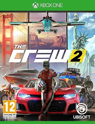 The Crew 2 Xbox One ***PRE-ORDER ITEM*** Release Date: 29/06/18