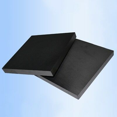 99.9% Pure 10x10cm Graphite Sheets Electrode Material Refractory 1-10mm Thick