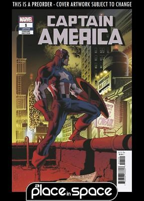 (Wk27) Captain America, Vol. 8 #1H - Zeck Variant - Preorder 4Th Jul