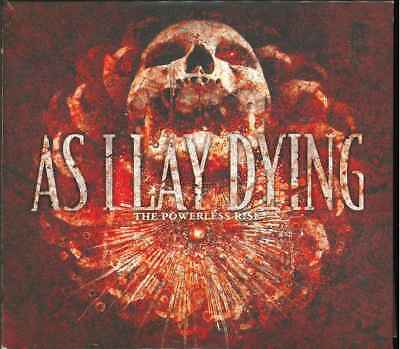 """AS I LAY DYING """"The Powerless Rise"""" CD-Album (Papersleeve)"""