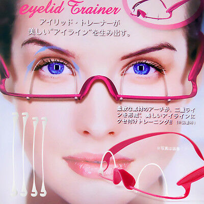 Artifact Double Eyelid Trainer Aid Glasses Shaping Healthy Makeup Beauty Tool