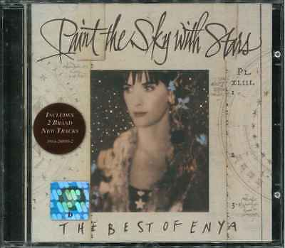 """ENYA """"Paint The Sky With Stars - The Best Of"""" CD-Album"""