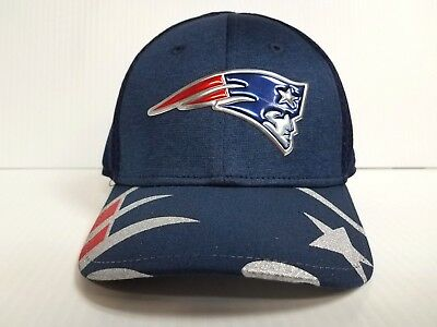 TODDLER New England Patriots Cap Era 39Thirty Stretch Fit 2017 NFL Draft  Day Hat b8824f15232