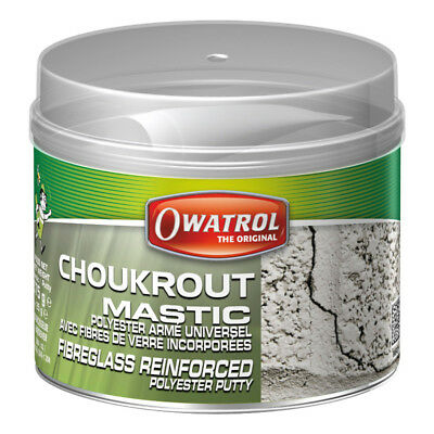 Mastic polyester CHOUKROUT 300 g