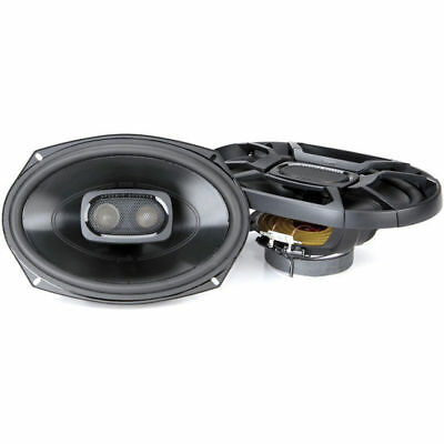 "Polk Audio DB692 900W Peak 6"" x 9"" 3-way Marine/UTV Certified Coaxial Speakers"