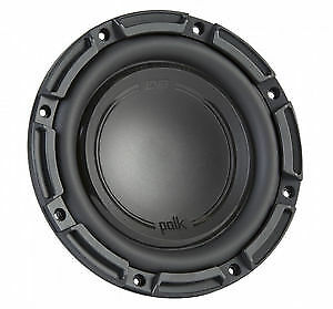 "Polk Audio DB842DVC 8"" 750 Watt Car/Marine Boat Audio Subwoofer Sub Open Box"